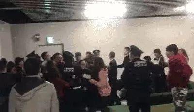 ▲175名滞留日本成田机场的中国旅客