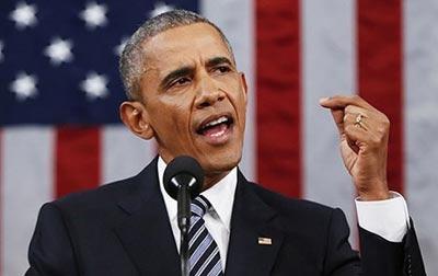 第44任美国总统奥巴马