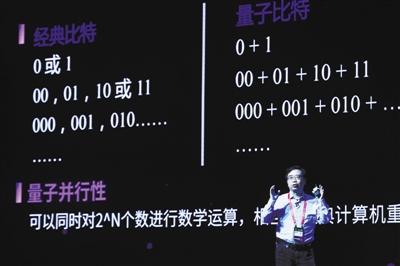 中国科学院院士潘建伟