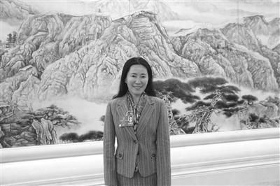蒋宇霞代表