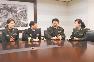 我军队人大代表谈组建退役军人事务部:应受尊崇