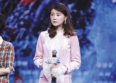 贾跃亭妻子甘薇。图/视觉中国