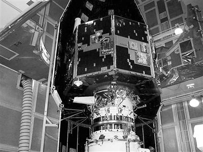 2000年初,IMAGE准备发射图片来源:NASA官网