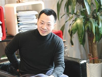 桔子酒店创始人吴海。图/视觉中国