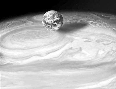 木星大红斑深度是地球海洋50倍