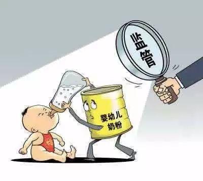 (备注:自今年1月1日起,中国国家食药监总局发布的《婴幼儿配方乳粉产品配方注册管理办法》(简称奶粉配方注册制)开始全面实行。)