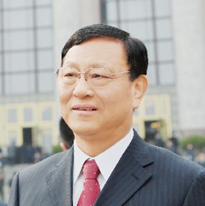 全国政协委员、大唐集团公司董事长、党组书记陈进行