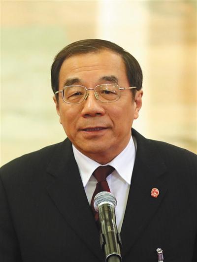 监察部部长 杨晓渡