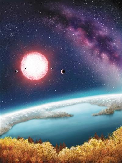 寻找另一个地球的四大法宝 让开普勒成系外行星猎手