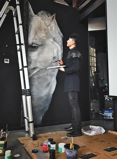 邵沛承包了半个娱乐圈的设计项目