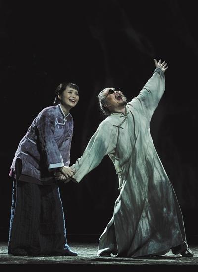 王宏偉演《二泉》,阿炳身上看到力量