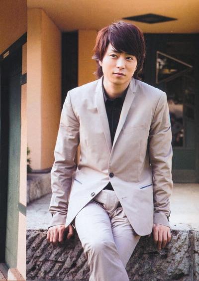 樱井翔 杰尼斯第一个大学生不易做