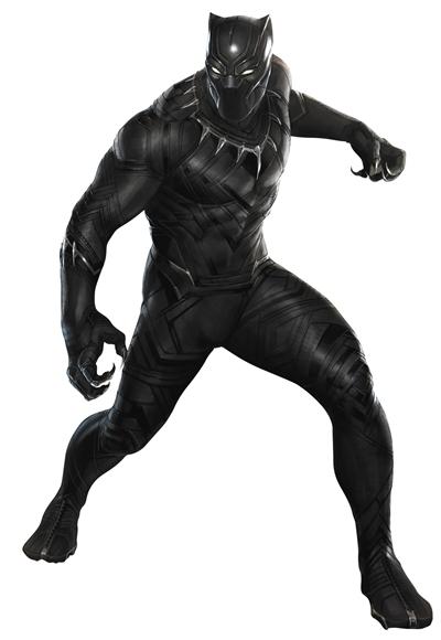 """《黑豹》 """"最黑""""超级英雄走进最美非洲"""