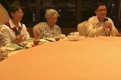 陈水扁医疗小组副召集人陈顺胜表示,陈水扁聚餐时唱歌遭讽装病,导致陈水扁病情加重,建议他赴岛外治疗。(图片来源:台湾《中时电子报》)