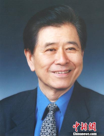 图为中国工程院院士、同济大学建筑与城规学院教授、抗日名将戴安澜之子戴复东教授。 资料图。 供图。