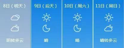 注意!冷空气又来了,南京气温重回零下!幸好还有这个好消息……
