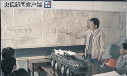 第一代地地战术导弹总师王振华介绍导弹系统布局