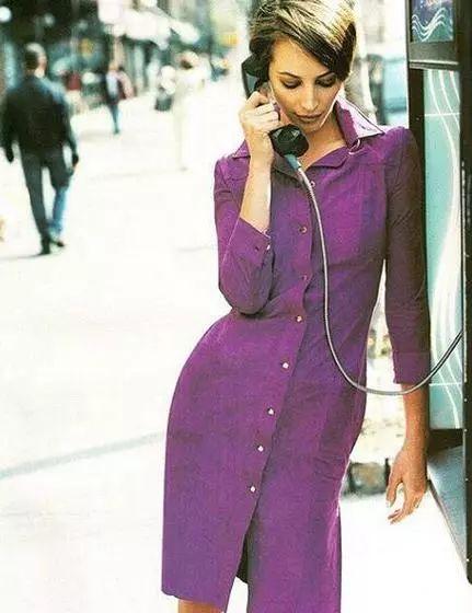紫色不仅是明年流行色,还是减肥届的新宠