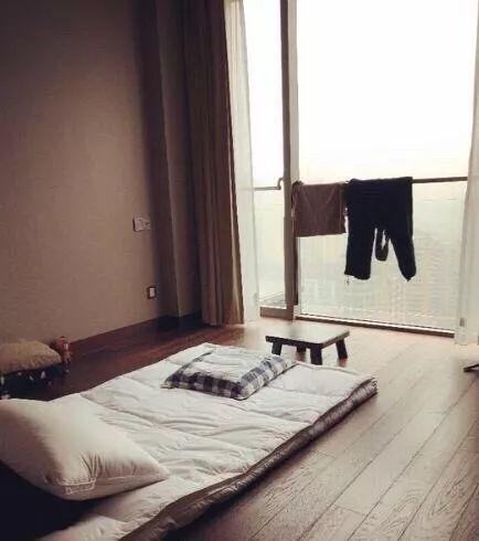 睡觉的地方