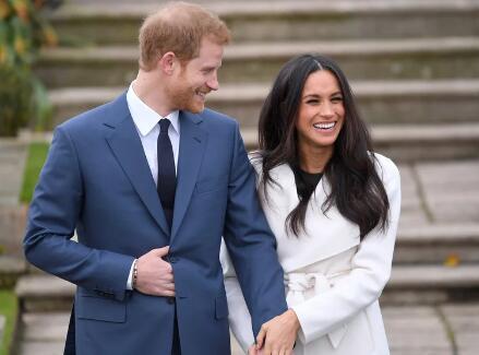 哈里王子与梅根・马克尔