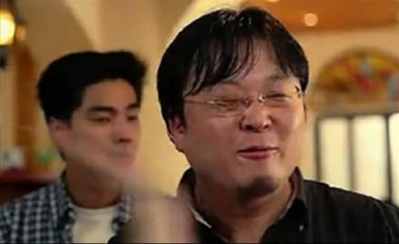 a表情!表情遇罗永浩高呼1:那个胖子图保安服宋晓峰搞笑里的路人图片