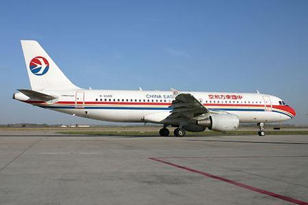 东方航空班机。(台媒资料图)