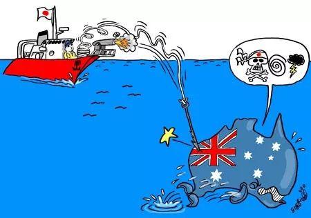 忘记二战教训?澳总理同意日军事力量赴达