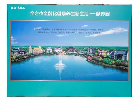 恒大(03333)养生谷正式亮相打造全方位全龄化健康服务