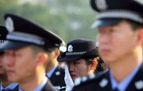 各地辱警恶性事件不断 公安部将严肃追究相关的法律责任