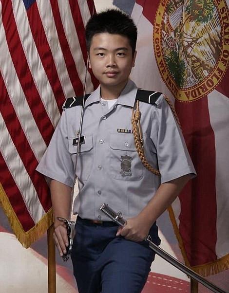 王蒙杰遇害时身着军装制服