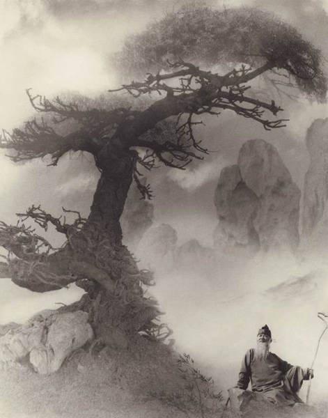 张大千(1899―1983)