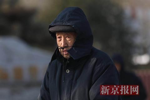 """京城继续""""冰冻"""" 周末气温将略有回升【网贷评级第一案】"""