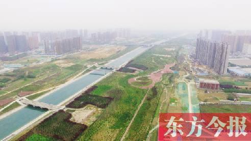 南水北调中线一期工程正式通水三年来,1800万河南人用上丹江水