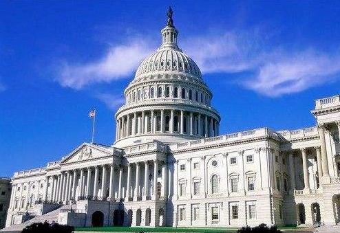 美众院通过短期支出法案 。(资料图)