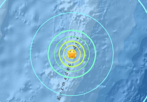 图片来源:美国地震勘探局
