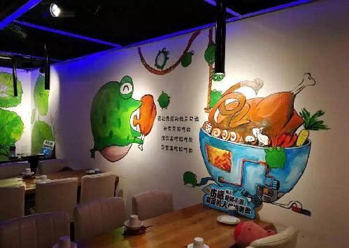 盘点重庆吃蛙餐厅找个餐厅前去打卡 时间 美蛙自慰情趣用品女使用图片