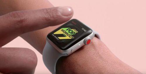 明年Apple Watch Series 3出货量或增加20%