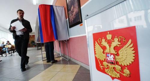 俄罗斯总统推举将于2018年3月18日进行,推举勾当已经于12月18日正式开始。(图片来历:俄罗斯卫星网)