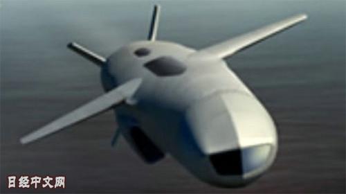 资料图片:日本航空自卫队准备引进的空地导弹JSM。(《日本经济新闻》网站12月6日)
