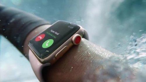 尴尬:Apple Watch Series 3支持国内蜂窝网遥遥无期
