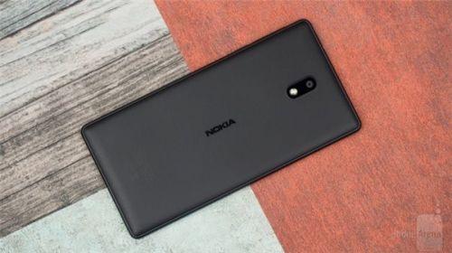 诺基亚1曝光 1GB RAM+Android GO系统|RAM|诺基亚|Andr
