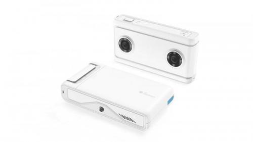 联想CES发布了一款VR摄像头 能在YouTube上