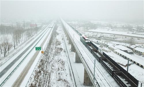 黑龙江:哈牡高铁线下工程完工
