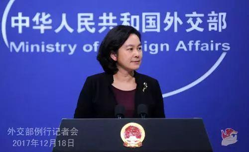 ▲外交部发言人华春莹表示,中方愿与美方共同努力,致力于建立强劲、稳定和健康的经济关系。(外交部官网)