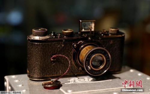 这台徕卡0系列编号122是25台0系列原型相机之一。