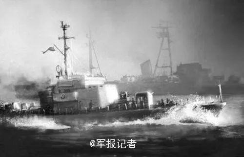 (图片来源:军报记者微博)