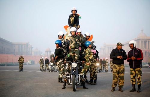 印度拉东盟办峰会看阅兵 印媒:欲抗衡中国影响力丝路传说蝴蝶精灵