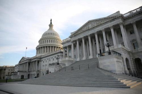 资料图:美国国会大厦(图片来源:路透社)