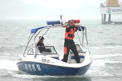 韩国海警(资料图)