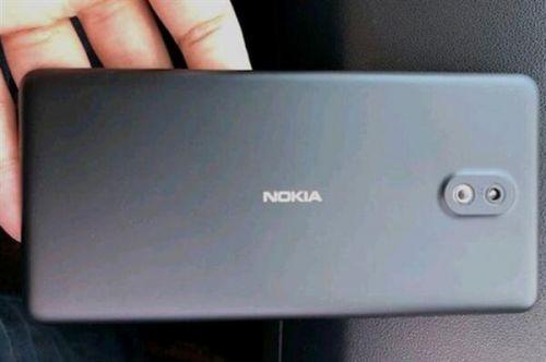 诺基亚1真机曝光 的确是入门级产品
